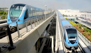 The number of commuters who used Dubai Metro on Public Transport Day hit 205,965 compared to 140,000 on normal days. (SUPPLIED)