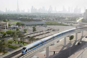 Residents whose homes have been damaged by the Dubai Metro have been paid compensation.  Jaime Puebla / The National