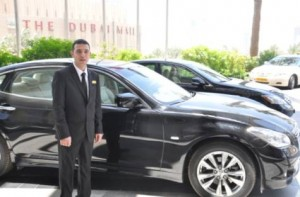 Image Credit: Courtesy: RTA     Dubai Taxi inaugurates a new luxury taxi service aimed at serving customers better.