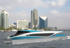 Image Credit: Supplied picture     The latest ferry service connects with Al Ghubaiba station and will serve tourists as well as residents.