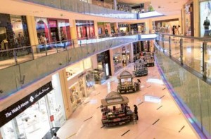 Image Credit: Virendra Saklani/Gulf News     The Dubai Mall at after 1am on Friday. Malls across Dubai remained open for over 60 consecutive hours each weekend for the last three weeks.