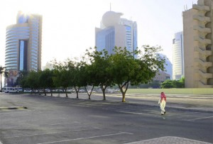 The Dubai Municipality Car Park wore an empty look on Car Free Day. KT file photo