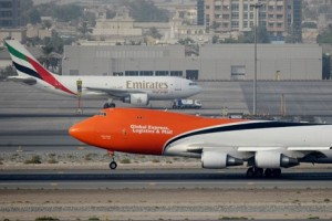 Dubai International in March beat Paris Charles de Gaulle to become the second busiest international airport behind Heathrow. Andrew Parsons / The National