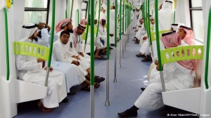 Siemens has signed contracts for 74 metro trains, as well as for the complete signal and communications equipment on two lines of the new six-line driverless metro network in Riyadh, the German engineering firm announced Thursday.
