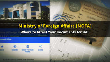 How to Process Philippine Documents in UAE via LBC Express