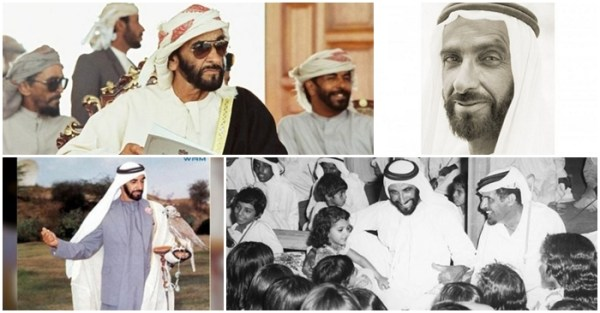 "2018: ""Year of Zayed"" Marks 100th Birth Year of UAE's ..."