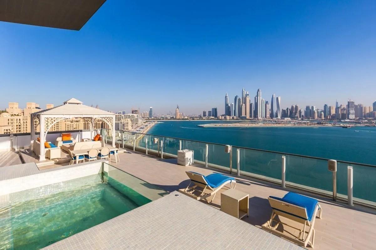 Oceana Residence Penthouse