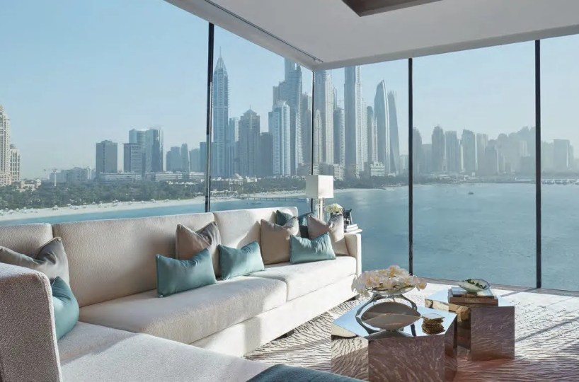 ONE Palm Triplex Penthouse
