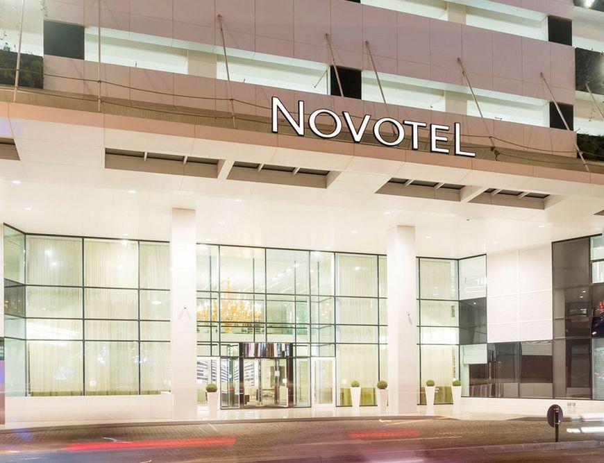 Novotel, al Barsha Dubai, külső