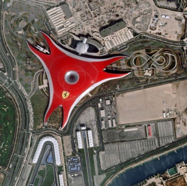Ferrari world park abu dhabi belépőjegy