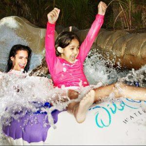 Wild Wadi vízi vidámpark attrakció