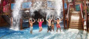 Wild Wadi vízi vidámpark élmény a javából a gyerekeknek is