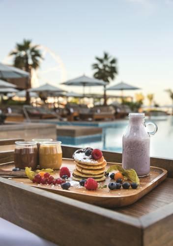 Rixos Premium JBR Dubai, reggeli