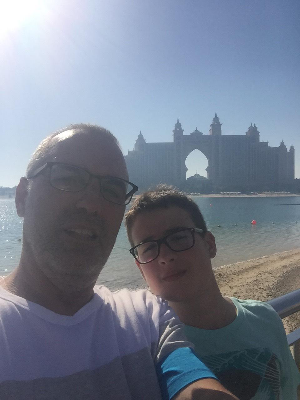 Budai Marci és Feri 2019 június - Atlantis a Pálmaszigeten
