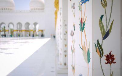Ámulatba ejtő – első találkozásom a Sheikh Zayed mecsettel Abu Dhabiban