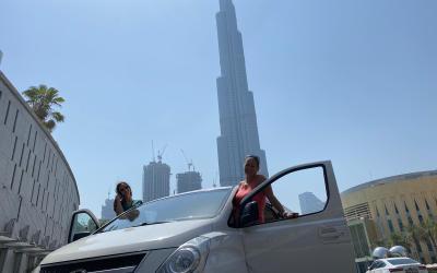 Dubai-t látni a karantén után #higienia