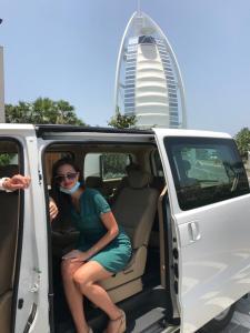 Dubai transzfer szolgáltatás higiénia
