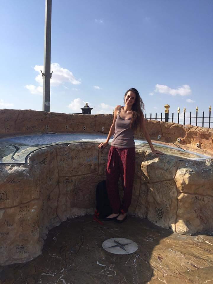 Varga Évi Al Ain-ben - Dubaiprogramok.com