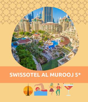 Swissôtel Al Murooj 5