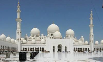 Abu Dhabi: una visita alla Grande Moschea