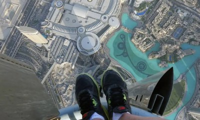 Burj Khalifa: record di selfie