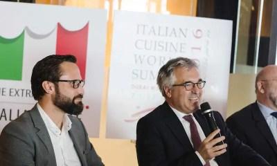 I migliori pizzaioli d'Italia si incontrano a Dubai
