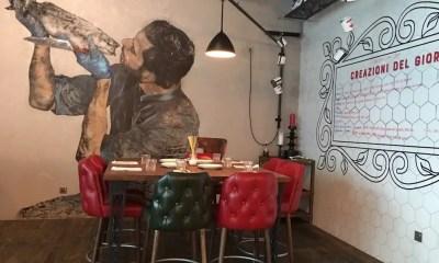 Matto: una cena fuori dal comune