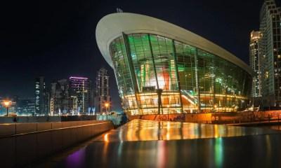Dubai Opera compie due anni