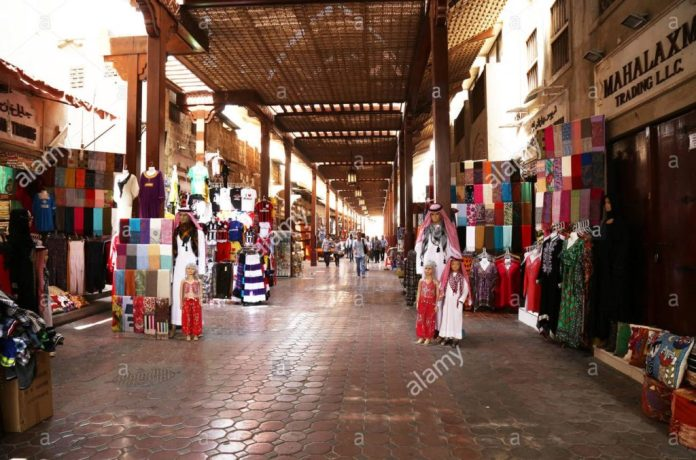 Dubai Cheap Shopping Markets - Dragon Mart - Deira Market