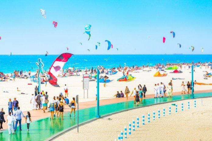 Kite Beach - Free Things To Do in Dubai