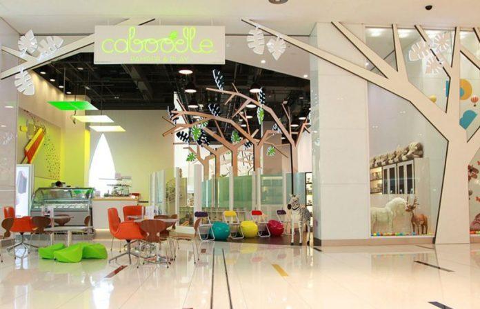 Caboodle, The Dubai Mall