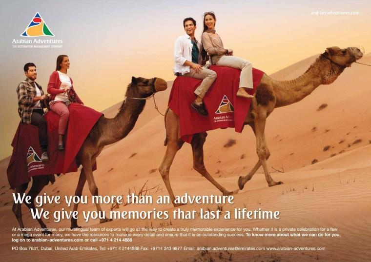 Arabian Adventures Dubai - Dubai Tour Operators