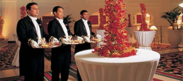 Burj Al Arab Butler Service