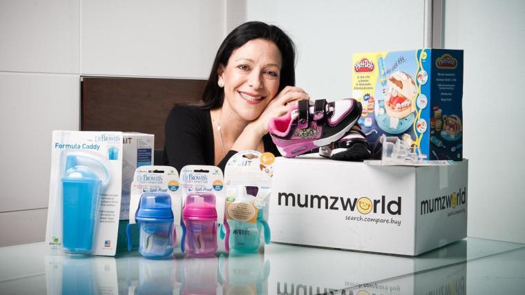 Mumzworld - Dubai electronic  shops