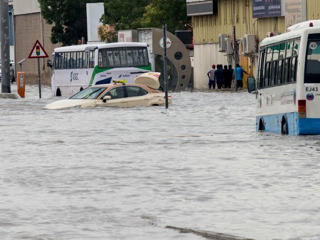 Dubai Flooding