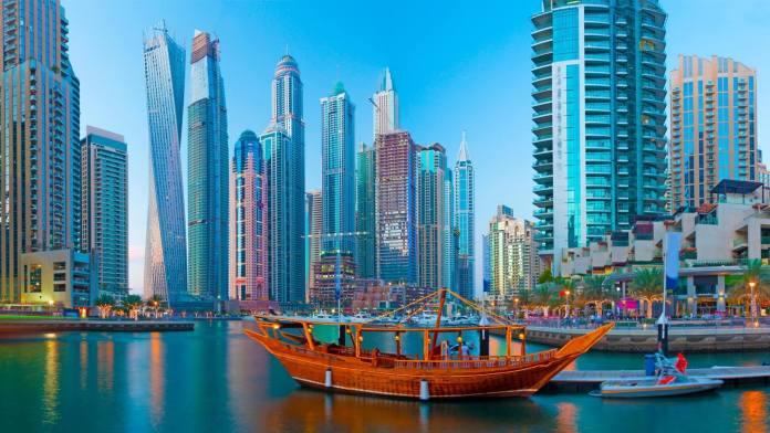 Dubai Marina is one of the best areas in Dubai