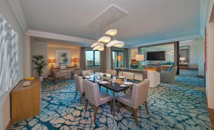Atlantis Dubai Regal Suite