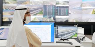Dubai Ruler Opens Smart Management Traffic Center