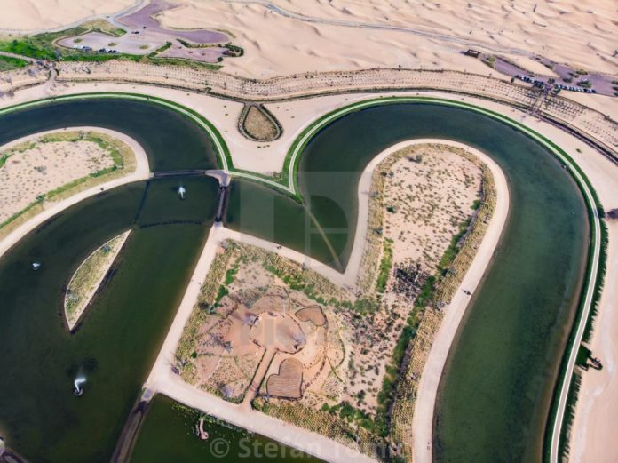 Love Lake Dubai - Romantic Places in Dubai