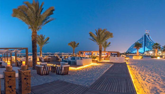Villa Beach - Romantic Places in Dubai