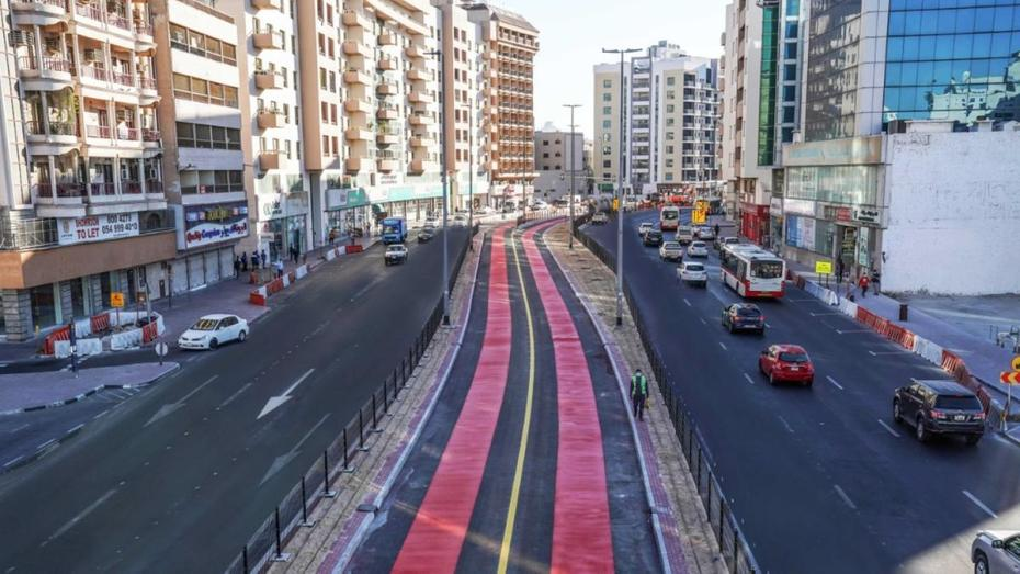 New Bus and Taxi Lanes to Open in Dubai's Old Town