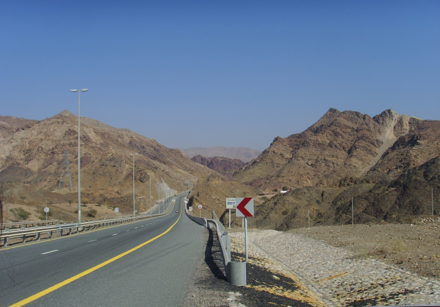 Fujairah Road Trip - Places To Go On A Long Drive in UAE