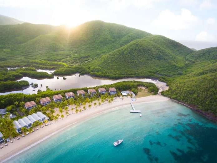 Antigua and Barbuda Exquisite Greenery