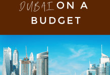 Things to do in dubai on a low budget