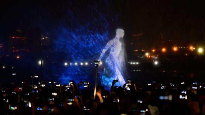 dubai festival city entertainment