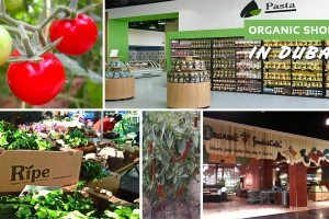Best 5 Organic Shops & Food Stores in Dubai