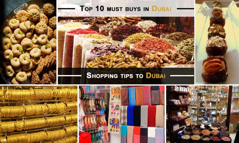 things to buy in Dubai