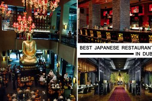 Best Japanese Restaurants in Dubai to try Japanese Food