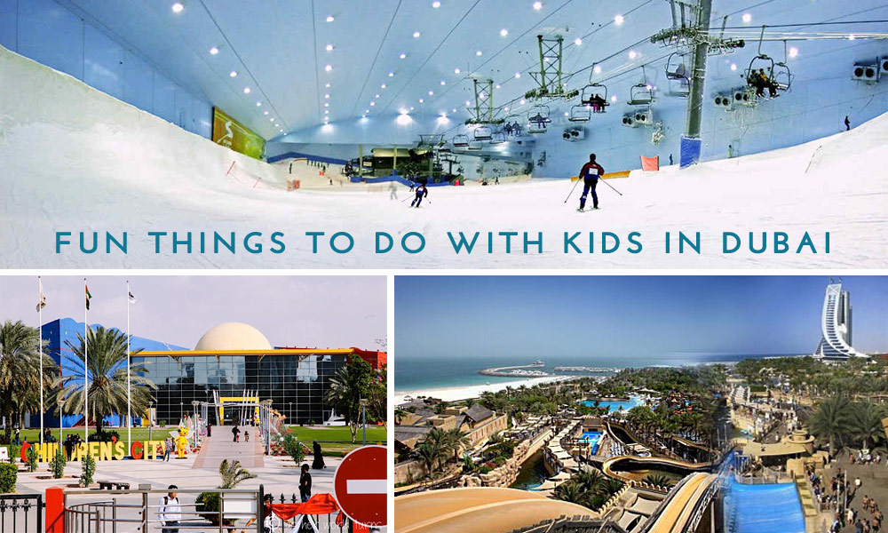 Kids Activities Dubai Best 10 Things To Do In Dubai With Kids