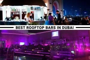Rooftop Bar Dubai – Top 5 Outdoor Rooftop Bars in Dubai